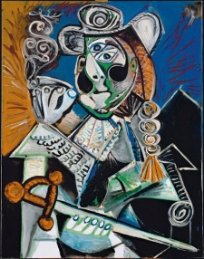 PICASSO MILANO PALAZZO REALE 2012, Pablo Picasso, Le matador