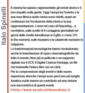 Alessandra Montesanto, Asiatica Film Mediale