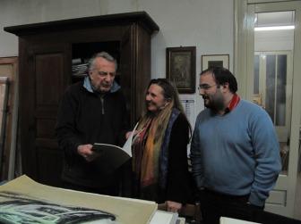 Francesca Magro, Luca Pietro Nicoletti, Giancarlo Ossola