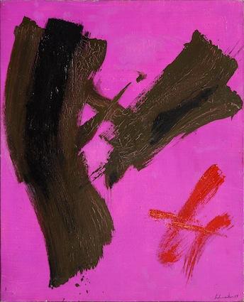 Lorenzelli Arte, Gérard Schneider, OPUS 79 I
