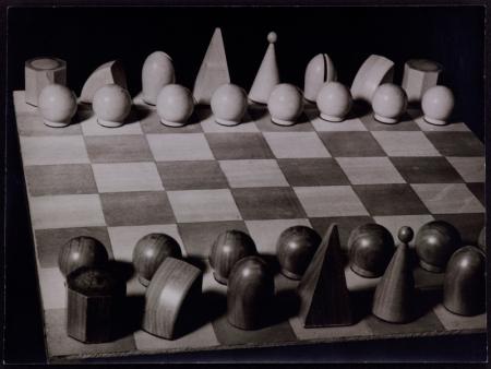 Man Ray 1944 Fondazione Marconi Arte moderna e contemporanea MILANO, Chessboard_edited-1