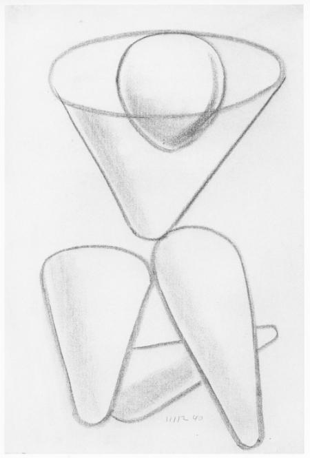 Man Ray, Fondazione Marconi Arte moderna e contemporanea MILANO, Study for Leda2