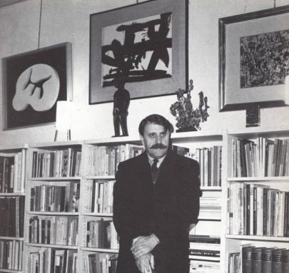 Mercato arte contemporanea - Carlo Cardazzo nella sua Galleria