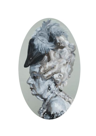 Rachel Feinstein_Eva in Cameo, 2008.Courtesy Marianne Boesky Gallery