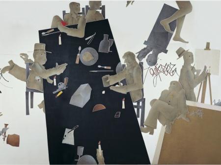 Tadini, L'occhio della pittura a Spazio Tadini Milano