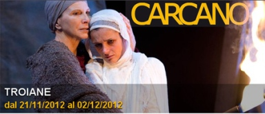 troiane, teatro carcano milano