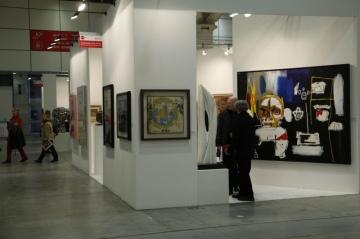 BOLOGNA ARTE FIERA 2012