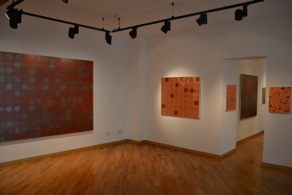 Edward Cutler Gallery, opere di Patrizio Travagli