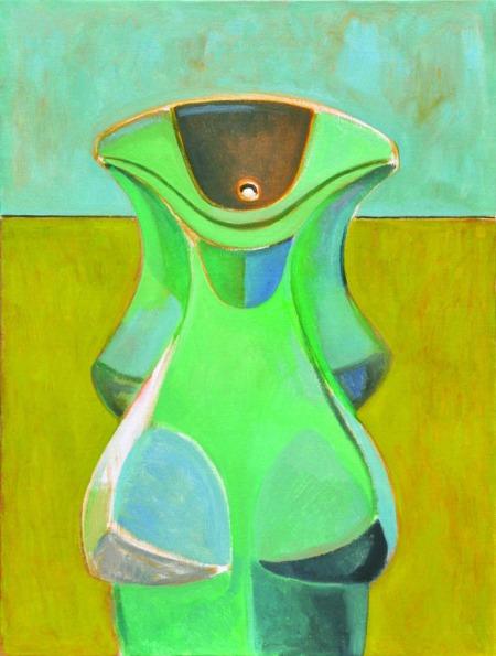 Fuelpump, Figura femminile in un prato, 2012