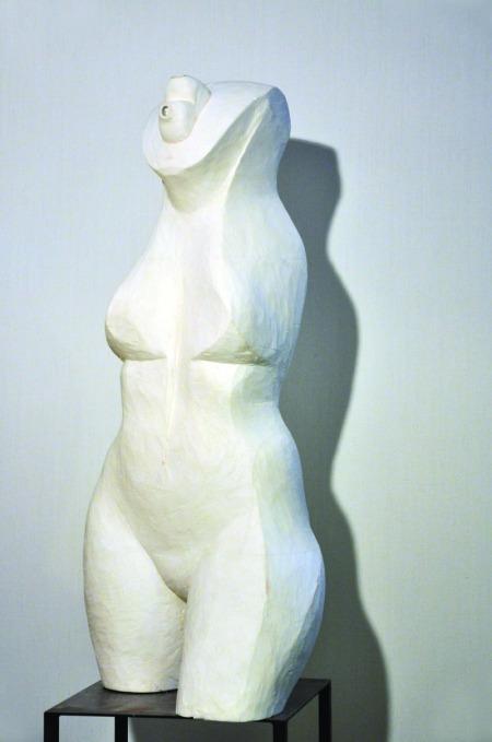 Fuelpump, Ritratto di donna meravigliosa (Veronika O.), 2012