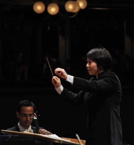 Orchestra Sinfonica di Milano Giuseppe Verdi, Xian Zhang credits foto Marco Biancardi