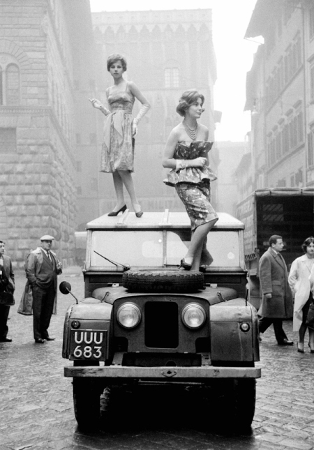 Alfa Castaldi, Galleria Carla Sozzani