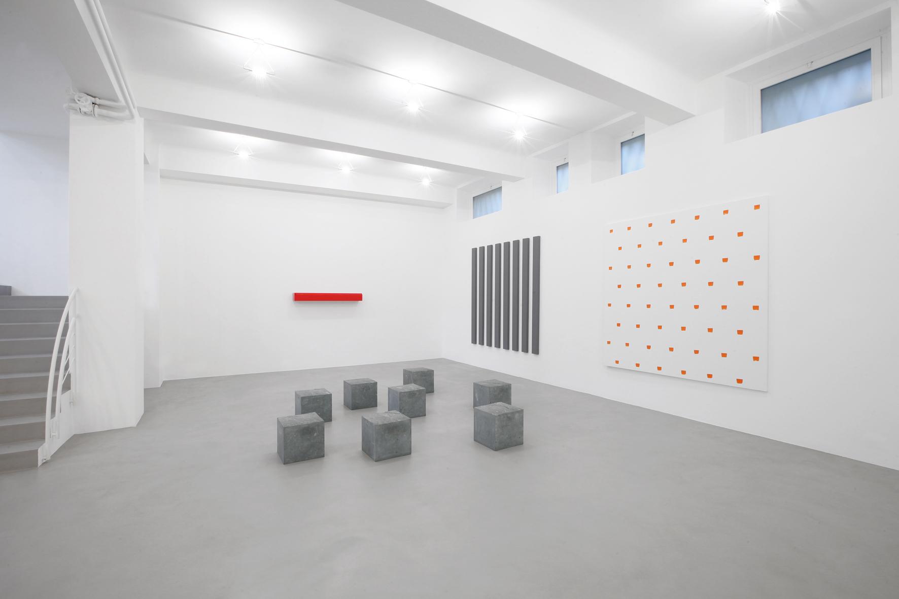 A arte studio invernizzi genesi del fare grande arte for Minimal art artisti