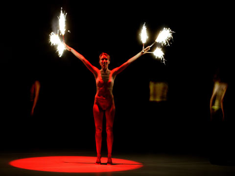 danza contemporanea, Dave-St-Pierre-La pornographie des âmes