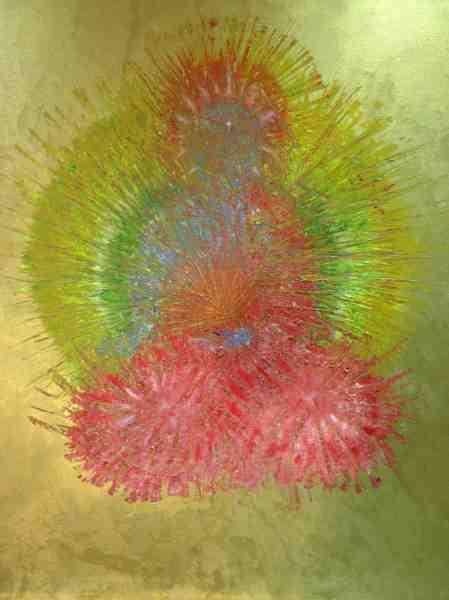 Davide Foschi, Buddha apre i chakra