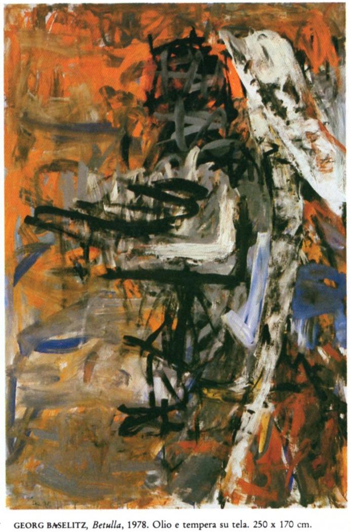 Favorito La nuova pittura tedesca – Documenti d'Arte del Novecento MAE  MV05