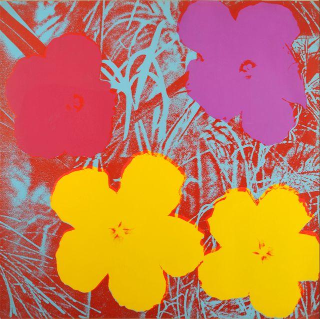 Gli anni Sessanta nelle Collezioni Guggenheim, Andy Warhol