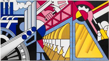 Gli anni Sessanta nelle Collezioni Guggenheim, Roy Lichtenstein