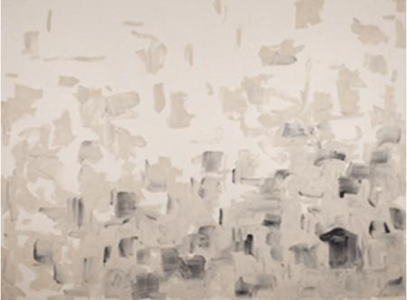 Lorenzelli Arte BLACK & WHITE, Lee Ufan, with winds, 1991