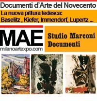 Milano Arte Expo, nuova pittura tedesca