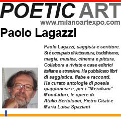 Paolo Lagazzi Poesia Milano