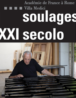 Pierre Soulages mostra a Roma