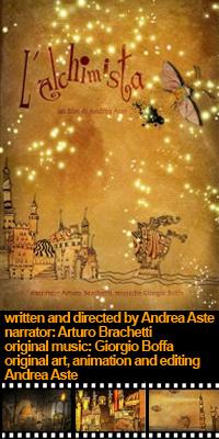Andrea Aste, film L'Alchimista