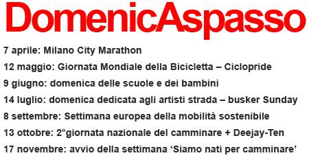 Milano verso Expo 2015 con DomenicAspasso