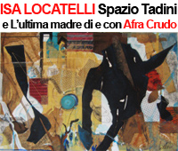 Spazio Tadini - Isa Locatelli