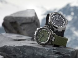BASELWORLD 2013 - Victorinox Swiss Army - NIGHT VISION