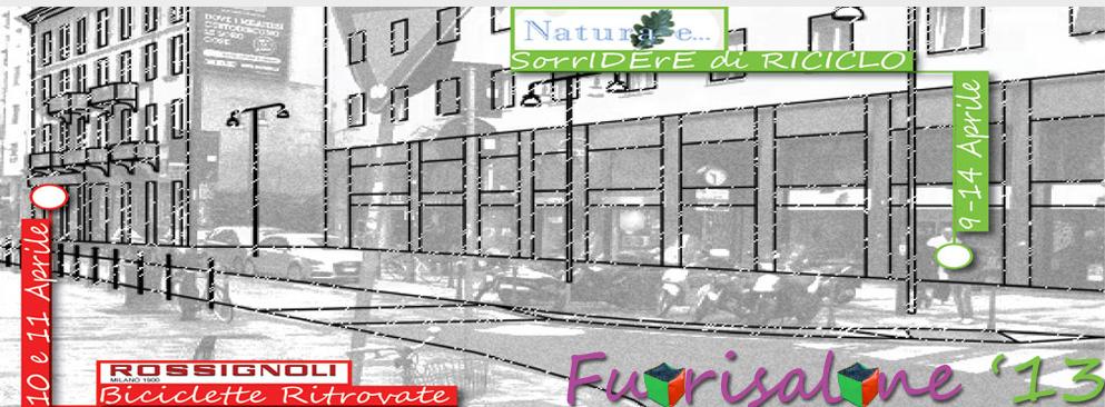 BICILETTE RITROVATE Rossignoli eventi Fuorisalone 2013 Milano