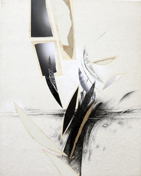 Ernesto Terlizzi, Galleria del Carbone Ferrara - Le ale della speranza cm. 73x92 tecnica mista 2013