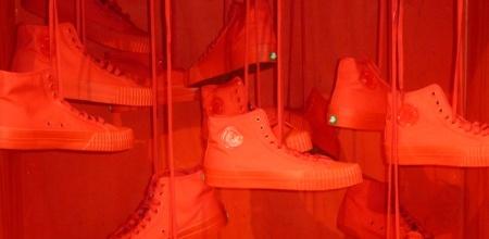 Eventi Fuorisalone 2013, Museo Nazionale della Scienza e della Tecnologia Leonardo da Vinci - MOST - foto Elena Santoro, Center Hi Sneakers