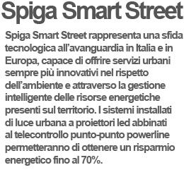 Expo 2015 Milano Spiga Smart Street