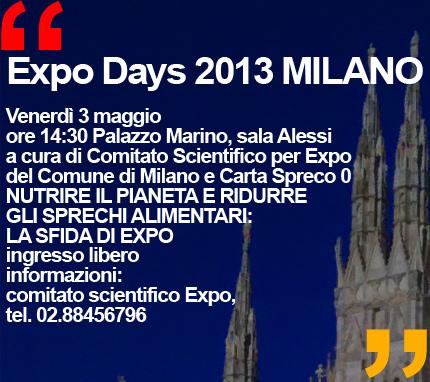 Fuori Expo 2015 Milano Esposizione Universale