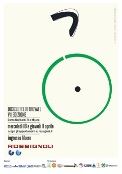 Fuorisalone 2013 BICILETTE RITROVATE Rossignoli Milano
