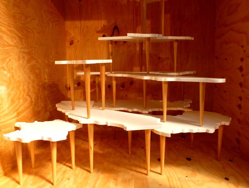 Fuorisalone 2013, Museo Nazionale della Scienza e della Tecnologia Leonardo da Vinci - MOST - foto Elena Santoro, Progetto di Christian Tiessen
