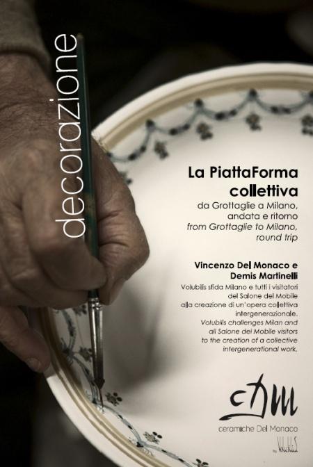 Fuorisalone 2013 - Volubilis Ceramiche Del Monaco