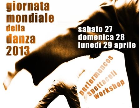 Giornata Mondiale della Danza 2013 - MILANO DANZA