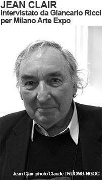 Jean Clair - intervistato da Giancarlo Ricci Milano Arte Expo