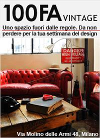 Milano design - 100FA Vintage