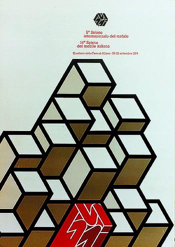 Salone del Mobile 2013 Milano e Fuorisalone, Manifesto del 1974