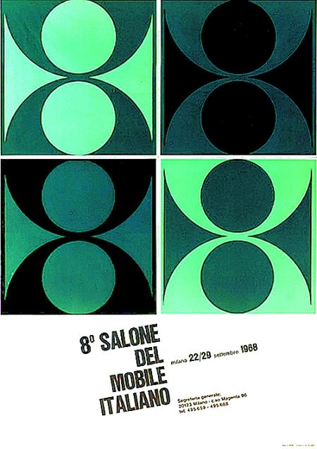 Salone del Mobile, Manifesto 1968