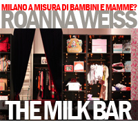 The Milk Bar Milano