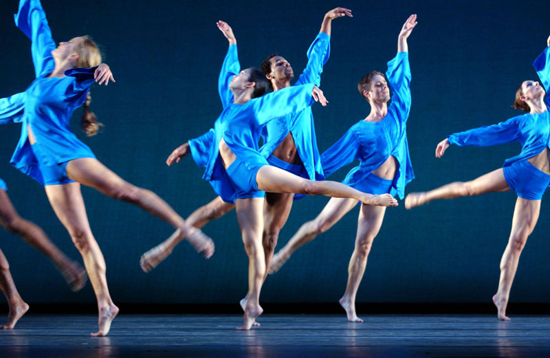 DANZA - MARK MORRIS DANCE GROUP