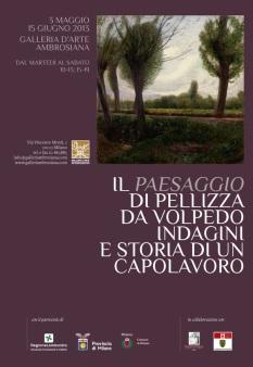 Galleria d'Arte Ambrosiana Milano - Giuseppe Pellizza da Volpedo Il Paesaggio