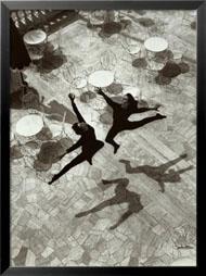 MARIO DE BIASI, 1953, ballet dancers