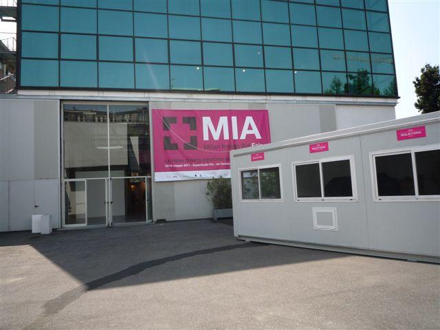MIA Fair prima edizione 2011