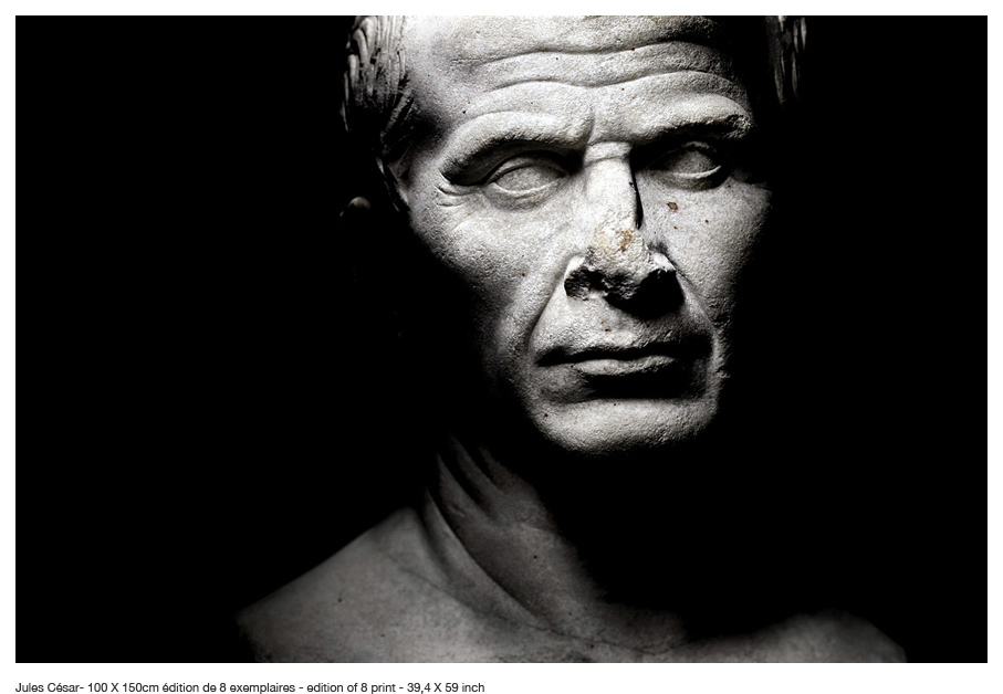 Olivier Roller, LES FIGURES DU POUVOIR ANTIQUE - Roman Emperors