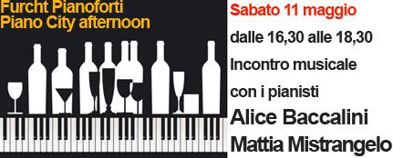 PIANO CITY Milano 2013 programma sabato 11 maggio